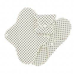 Maandverband Black Dots (Regular)